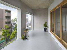 Apartment in Numabukuro, Tokyo, 2012