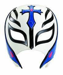 Image Result For Rey Mysterio Mask Wwe Luchador Mask Wwe Legends