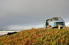 Camping: Die schönsten Bulli-Stellplätze in Spaniens Nordwesten - SPIEGEL ONLINE - Reise