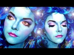 Madame Leota Makeup Tutorial | Haunted Mansion - YouTube