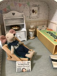Maileg Mouse House