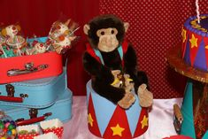 Circus / Carnival Birthday Party Ideas | Photo 4 of 38