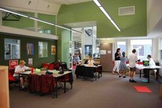 School Design Studio: 10. Cluster Learning Areas for Effective Collaboration | 21st century classroom design | Scoop.it