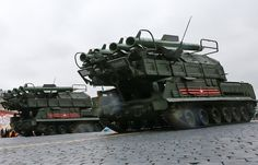 Buk-M3 is the latest in the family of Buk air defense systems