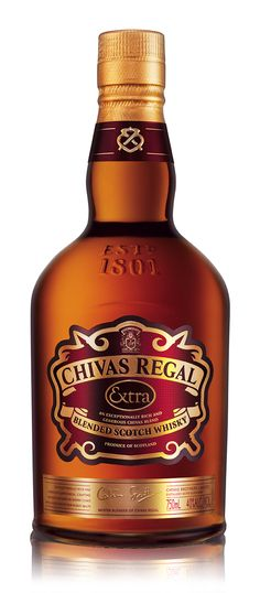 Chivas Regal Launches First New Blend Since 2007