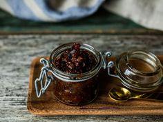 Lag matgaver på juleverksted – spiselige gaver på glass FIKENMARMELADE