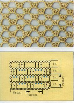 1 080 × 1 920 pixels by karaNice combo of simple stitches.Crochet Patterns Scarf This would be a great stitch for a shawl or wrap, I wanna try itCrochet pattern - chart only, not a link.beautiful stitch for baby quilts - SalvabraniCrochet amigurumi Crochet Motifs, Crochet Diagram, Crochet Stitches Patterns, Crochet Chart, Diy Crochet, Crochet Designs, Knitting Patterns, Beaded Crochet, Tutorial Crochet