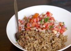 Kenyan recipes: pilau + kachumbari // wanderlust and food stuff