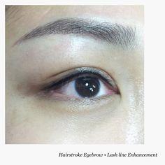 Eyeliner Embroidery, Semi Permanent Eyeliner