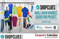 #Shopclues Biggest Choices, Lowest Prices Sale on #Fashion #Electronics #Home & #Kitchen. Shop Now