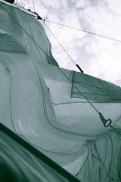 gorgeous photo of a sail