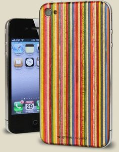 iPhone case made from recycled skateboards!