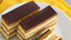 DOMÁCE MEDOVÉ REZY: Takéto mäkučké ich pečie pani Vierka! Tiramisu, Treats, Ethnic Recipes, Sweet, Food, Basket, Sweet Like Candy, Candy, Goodies
