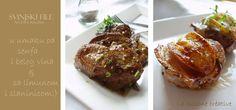 La cuisine creative: Svinjski file u finom umaku