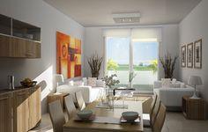 casa modelo urbana procrear terminada vista de adentro - Buscar con Google