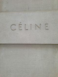 CÈLINE flagship   on Madison Avenue
