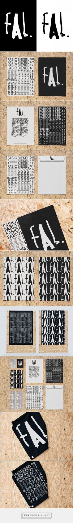 Fab. Design Graphic Artist Branding by Fabio Biesel | Fivestar Branding Agency – Design and Branding Agency & Curated Inspiration Gallery