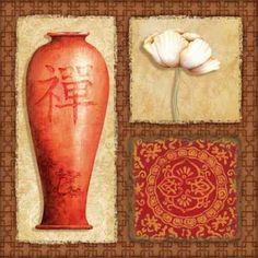 Oriental Collage IV