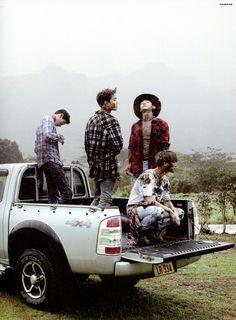 Las etiquetas más populares para esta imagen incluyen: exo, Chen, suho, chanyeol y baekhyun