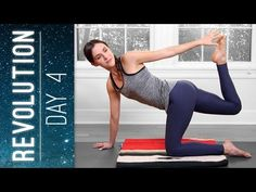 Revolution - Day 4 - PRANA Practice - Yoga With Adriene - Low to the Ground Prana Practice! Lurve this! Says Yoga with Gaileee