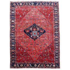 14807 Heriz rug 13.8 x 10 ft - 420 x 305 cm
