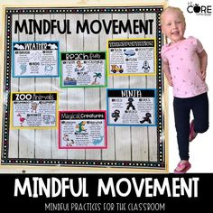 Creative engaging yoga sequences for the mindful classroom
