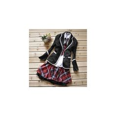 Anime Dress | eBay ❤ liked on Polyvore featuring dresses and animal dress