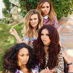 Find images and videos about little mix, perrie edwards and jesy nelson on We Heart It - the app to get lost in what you love. Jesy Nelson, Perrie Edwards, Sabrina Carpenter, Fifth Harmony, Little Mix Updates, Selena, My Girl, Cool Girl, X Factor