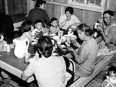 The Internment Camps - Internment camps were used in the United States as a national security measure during World War II. Read about the internment camps. Ap Us History, Canadian History, World History, Family Structure, Psychological Effects, Glee Club, Human Dignity, Japanese American, Rosa Parks