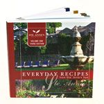 Cookbook (Everyday Recipes from Ste. Anne's Spa) - Chef Christopher Ennew