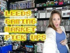 Leeds Gaming Market: Retro gaming haul