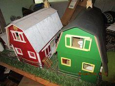 Barns  hobby