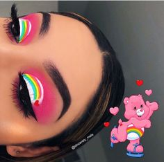 Head to the webpage to read more about eye makeup looks Eye Makeup Designs, Eye Makeup Art, Eyeshadow Makeup, Disney Eye Makeup, Fairy Makeup, Eyeshadow Palette, Crazy Eyeshadow, Mermaid Makeup, Eye Art