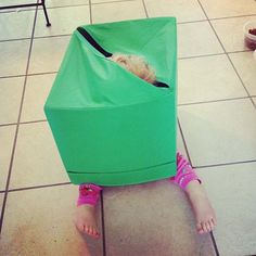 25 Kids Who Haven't Figured Out This Hide And Seek Thing