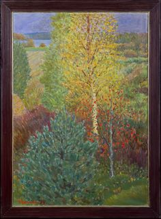 Hagelstam & Co Finland, Trees, Painting, Beautiful, Art, Art Background, Tree Structure, Painting Art, Kunst