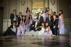 awesome bridal party pic