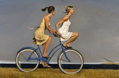 Bo Bartlett, 1955 ~ Realist Figurative painter | Tutt'Art@