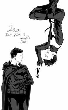 Dick Grayson!: Photo