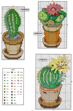 Brilliant Cross Stitch Embroidery Tips Ideas. Mesmerizing Cross Stitch Embroidery Tips Ideas. Cactus Cross Stitch, Cross Stitch Tree, Mini Cross Stitch, Cross Stitch Flowers, Counted Cross Stitch Patterns, Cross Stitch Charts, Cross Stitch Designs, Cross Stitch Embroidery, Embroidery Patterns