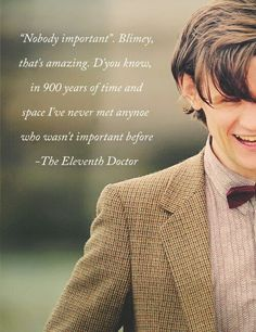 Matt Smith - Doctor Who Tv Doctors, Best Doctors, Gentlemans Club, Matt Smith, The Eleven, Doctor Who Quotes, Eleventh Doctor Quotes, Rory Williams, 11th Doctor