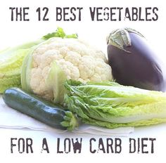 The 12 Best Low Carb Vegetables