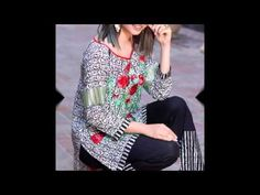 PakRobe is providing High Quality Lawn Dresses for women. If you want to buy Designer Lawn Collection 2016 then visit PakRobe. Pakistani Outfits, Online Clothing Stores, Salwar Kameez, Dress Collection, Lawn, Kimono Top, Cotton, Stuff To Buy, Clothes