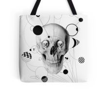 the synergy of happy Tote Bag
