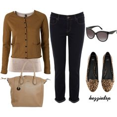 A fashion look from April 2013 featuring SELECTED cardigans, H&M tops and Oasis. Browse and shop related looks.