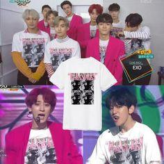 "EXO Style ""Pleasures"" T-Shirt"
