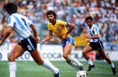 Sócrates vs Argentina