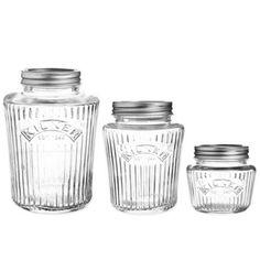 Kilner® Glass Vintage Preserve Jar - BedBathandBeyond.com