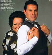 Montserrat Caballe and Freddy Mercury - Barcelona