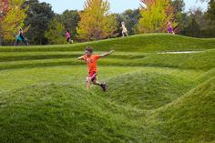 The Regenstein Learning Campus is an environmental discovery center and nature playground at the Chicago Botanic Garden.  This seven acre horticultural cente...