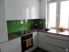Mała kuchnia w bloku 1